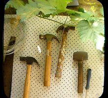 Tools by Northcote Community  Gardens