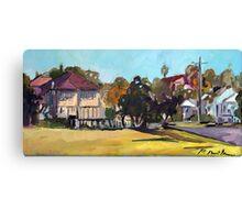 Windsor landscape Canvas Print