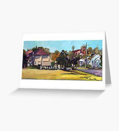 Windsor landscape Greeting Card