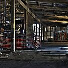 Derelict Brickworks by pennphotography