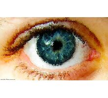 The Eye's On You Photographic Print