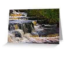 Waterfall #2 Greeting Card