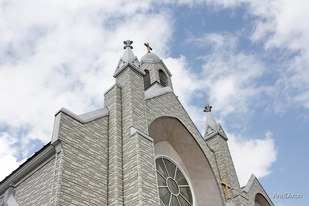 St. Joseph Roman Catholc Church, Vermont New England by AnnDixon