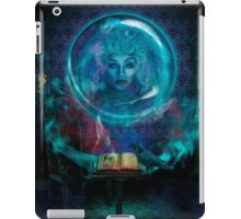 Madam L, Haunted Mansion Series by Topher Adam The Dark Noveler iPad Case/Skin