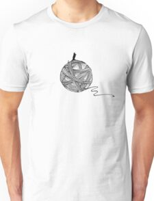 On Top Of The Yarn Unisex T-Shirt