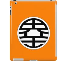 Dragon Ball Z - Goku's Shirt Back iPad Case/Skin