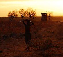 Ethiopia silhouette by sephoto