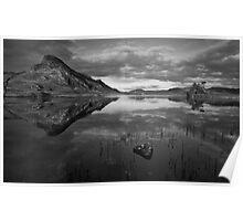 Cregennan lake  Poster