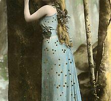 Vintage *Forest Maiden* by VintageMoon