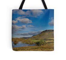 Cregennan lake and Cader Idris Tote Bag