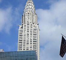 Chrysler Building by mandytjie