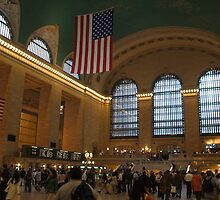 Grand Central Station by mandytjie