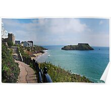 Tenby   South Wales Poster