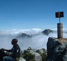 On Namasile peak - Mulanje, Malawi by GoffPayne
