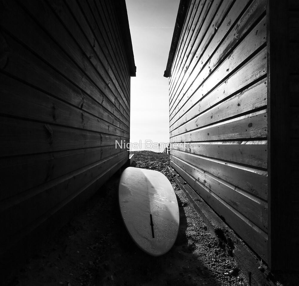Surfboard by Nigel Bangert