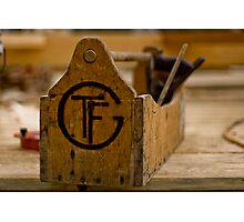 TFG - Timber Framers Guild Photographic Print