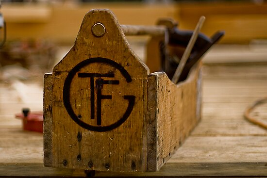 TFG - Timber Framers Guild by Kaitlyn  Squires