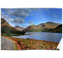 wasdale water Poster