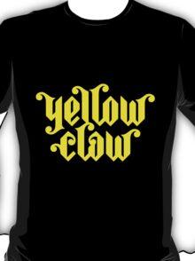 Yellow Claw Logo Y T-Shirt