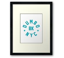 DUMBO, Brooklyn - NYC Framed Print