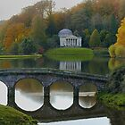 Stourhead reflections by Gary Heald LRPS