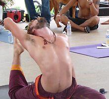 Advanced Yoga Position Series by Danceintherain