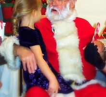 Little Wishes for Santa by Debbie Roelle