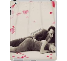 Rose's are Red iPad Case/Skin