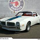 1970 Pontiac Trans Am by 454autoart