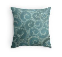 Fractal Garden Throw Pillow