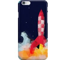 Tintin - Explorers to the moon iPhone Case/Skin