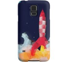 Tintin - Explorers to the moon Samsung Galaxy Case/Skin