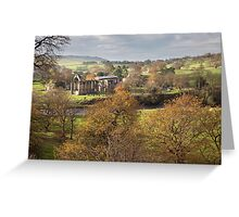 Bolton Priory Greeting Card