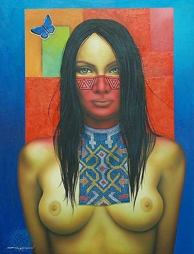 Soft Daw Amazonica by gcrisostomo