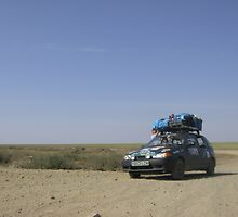 Mongol Rally by Daryl Foster