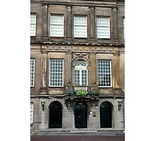 Town Hall of Weesp, the Netherlands Photographic Print