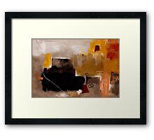 I Wonder Framed Print