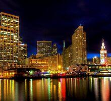 City of Lights - San Francisco by anatol734