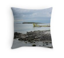 To Blackrock, Gentian Hill and Beyond Throw Pillow