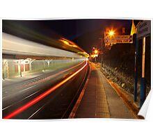 Blaenau Ffestiniog railway station Poster