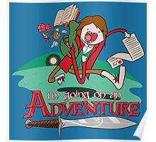 The Hobbit Adventure Poster