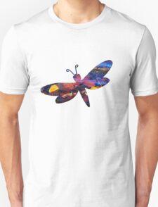 Fall Dragonfly T-Shirt Unisex T-Shirt