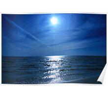 Eternity - Sauble Beach, Ontario Poster