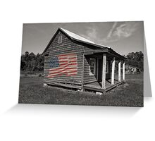 Rural America Series Greeting Card