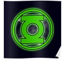 Green Ring Poster