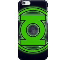 Green Ring iPhone Case/Skin