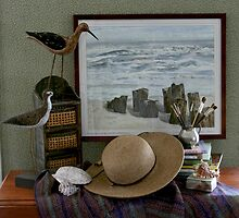 Seaside Vignette  by Brenda Dow