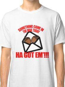 Deez nuts cartoon  Classic T-Shirt