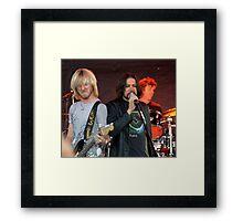 Kenny Wayne Sheperd Band Framed Print