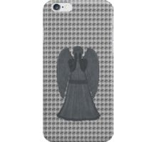 Do not forget, do not blink iPhone Case/Skin